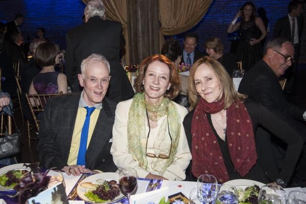 Jonathan Reynolds, Heidi Ettinger, Jo Bonney