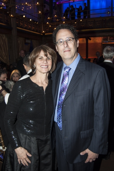 Margo Lyon, Tony Kushner