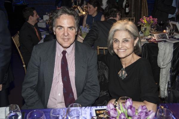 Tim Sanford, Judy Rubin