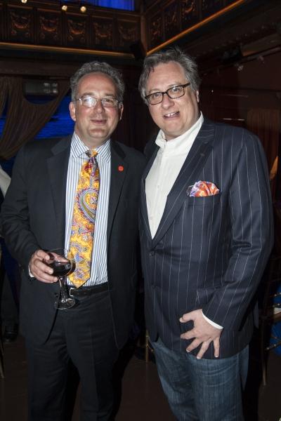 Michael Rosenberg, Douglas Carter Beane