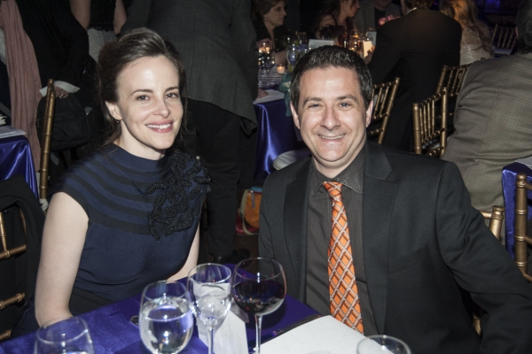 Maria Dizzia, Kevin Moriarty Photo