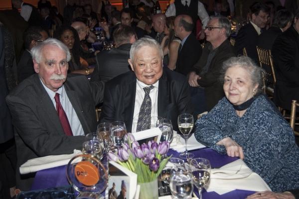 Terry Nemeth, Ming Cho Lee, Betsy Lee