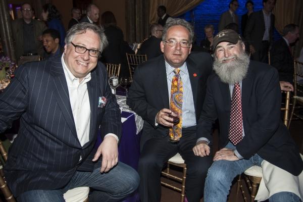 Michael Rosenberg, Douglas Carter Beane, Michael David