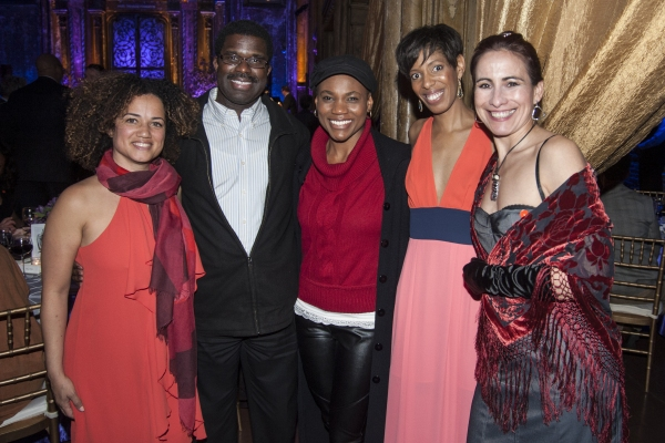 Bridgid Coulter, Marshall Jones, Chantal Jean-Pierre, Lydia Diamond, Olga Sanchez