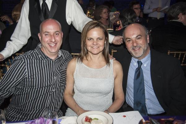 Doug Steiner, Teresa Eyring, Roy Gabay