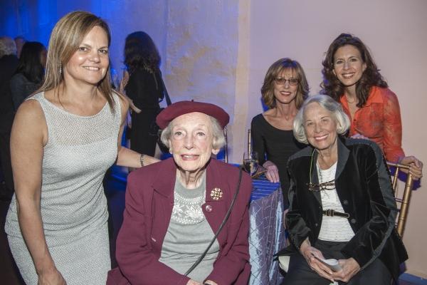 Teresa Eyring, Anne Kaufman, Christine Lahti, Liz Smith, Jessica Hecht