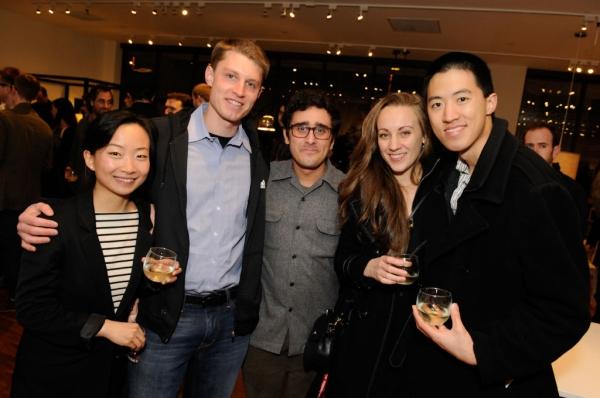 Jing Qiao, Ben Reitz, Jake DeVito, Lauren Manning, Danny Lai