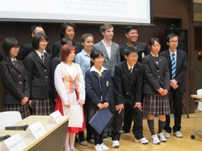 Photo Flash: Merit School of Music's Suzuki-Alegre Strings Ensemble Takes Trip to Japan