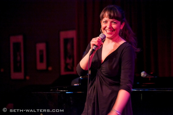 Photo Flash: HANDS ON A HARDBODY Cast and Creators Perform at Birdland