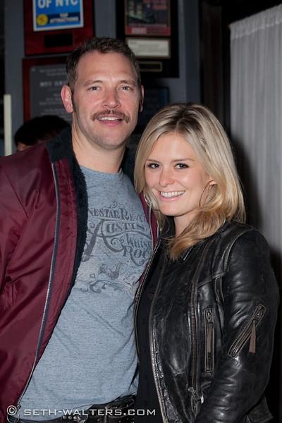 Jim Newman and Kathleen Monteleone Photo