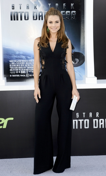 Maria Menounos  at the ''Star Trek: Into Darkness'' film premiere in Los Angeles (Pho Photo