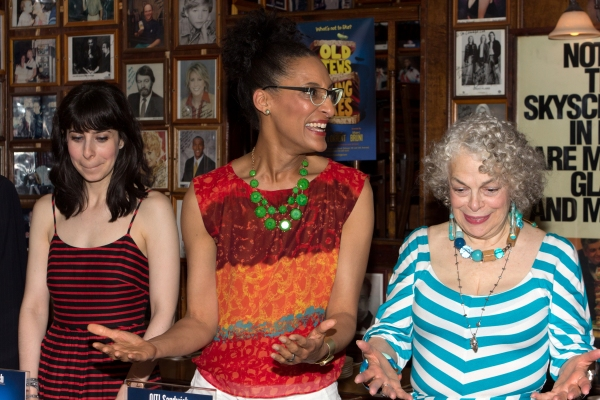 Audrey Lynn Weston, Carla Hall, Marilyn Sokol Photo