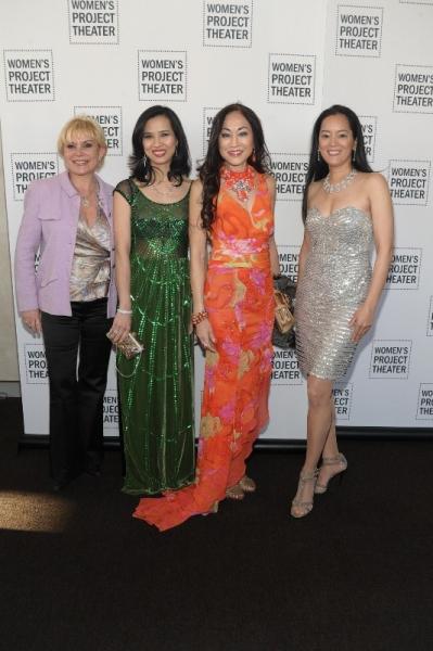 Wedny Federman, Coco Chau-giang Thi Nguyen, Lucia Hwong Gordon, Cassandra Seidenfeld Lyster