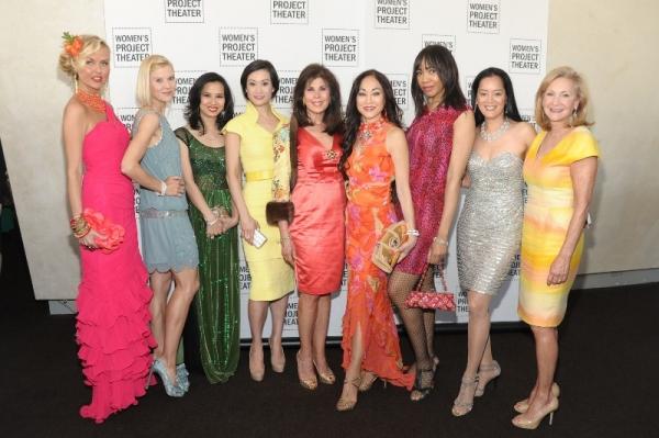 Barabra Regna, Bettina Bennett, Coco Chau-giang Thi Nguyen, Ida Liu, Lauren Roberts,  Photo
