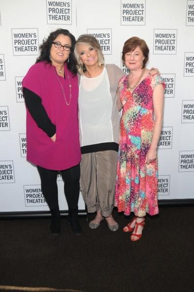 Rosie O'Donnell, Sheila Nevins, Julie Crosby