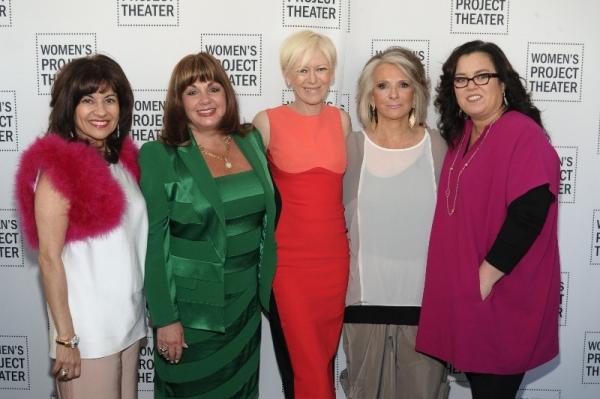 Donna Kalajian Lagani, Charlotte St. Martin, Joanna Coles, Sheila Nevins, Sheila Nevins, Rosie O'Donnell