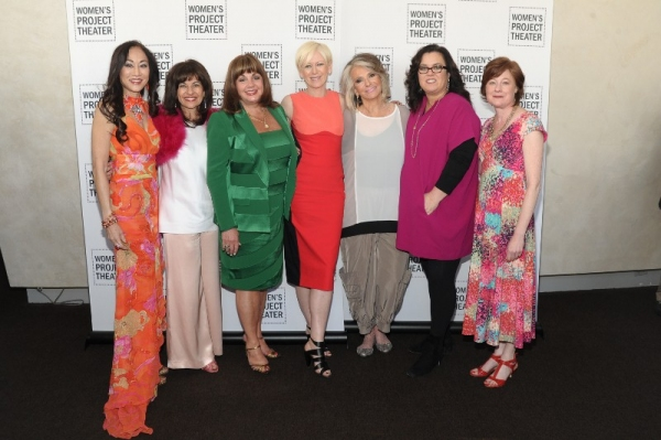 Lucia Hwong Gordon, Donna Kalajian Lagani, Charlotte St. Martin, Joanna Coles, Sheila Nevins, Rosie O'Donnell, Julie Crosby