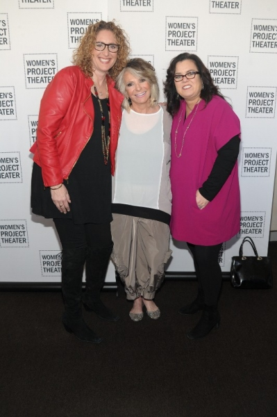 Judy Gold, Sheila Nevins, Rosie O'Donnell