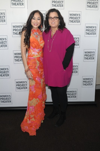 Lucia Hwong Gordon, Rosie O'Donnell