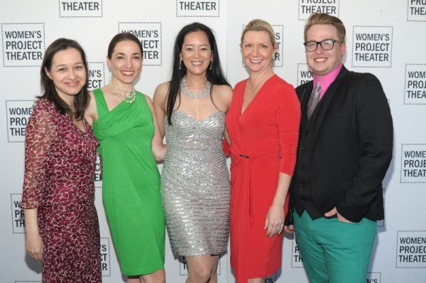 Adrieene Saldana, Cassandra Del Viscio, Cassandra Seidenfeld Lyster, Anne Chaisson, G Photo