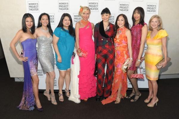 Tina Storper, Cassandra Seidenfeld Lyster, Susan Shin, Barbara Regna, Irina Pantava,  Photo