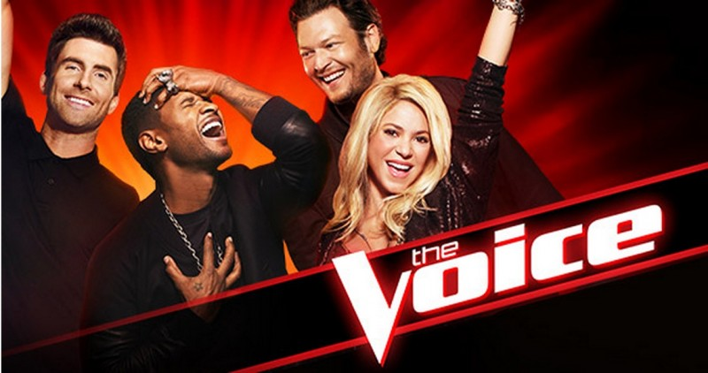 Shakira & Usher Will Return to THE VOICE in Spring 2014