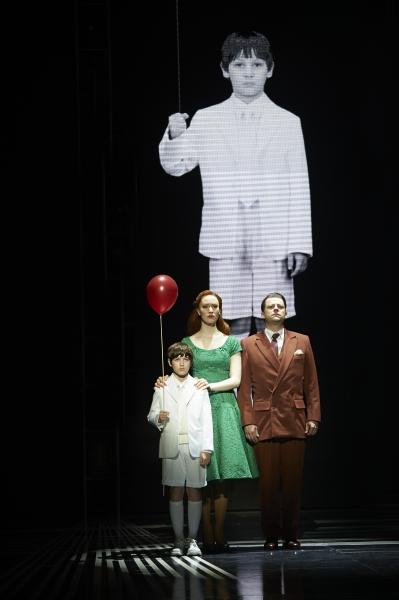Conor Bergauer, Kira Guloien and Jeremy Kushnier  Photo