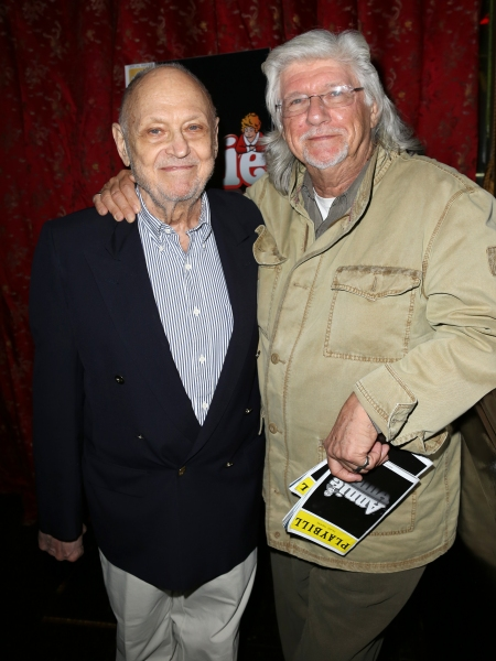 Charles Strouse, Martin Charnin