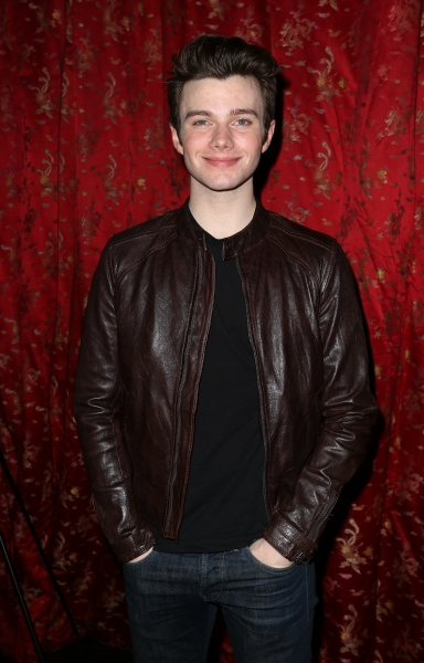 Photo Coverage: Cast Members from GLEE Join the Celebration for Jane Lynch's ANNIE Party!