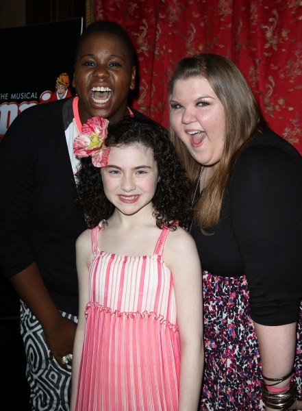 Alex Newell, Lilla Crawford, Ashley Fink
