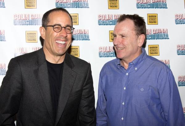 Jerry Seinfeld, Colin Quinn