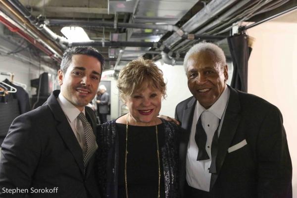 Eric Yves Garcia, Joyce Breach, Larry Woodard