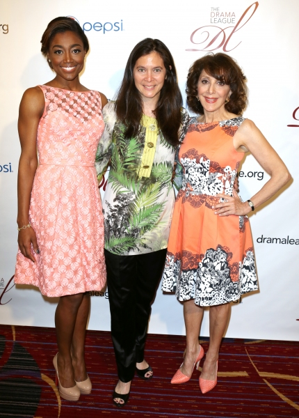 Photo Coverage: Drama League Red Carpet Fashion Bonanza - Patina Miller, Bernadette Peters, Billy Porter, Cisely Tyson and More!