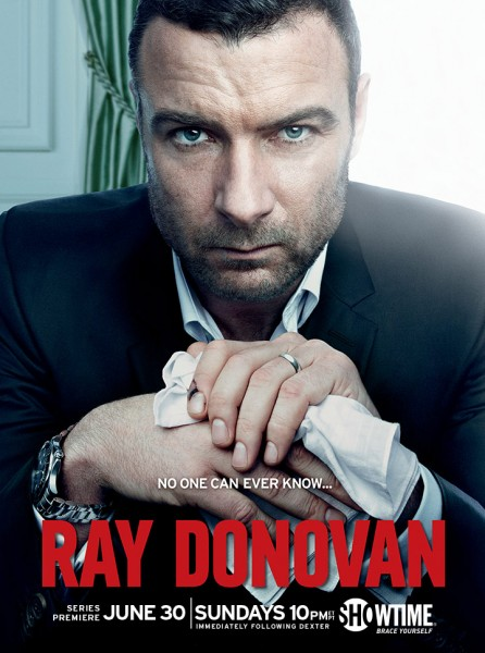 Schreiber & Voight Discuss RAY DONOVAN In New Promos