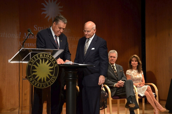 Photo Flash: Daytime TV Gets Primetime Spot at Smithsonian in Time for 40th Annual Broadcast