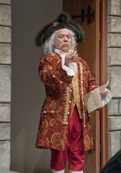 Photo Flash: First Look at Taproot Theatre's BACH AT LEIPZIG, Opening Tonight