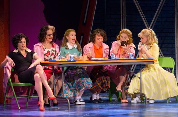Kate Fahrner, Rachel Camp, Tracey Dunn, Tara Tagliaferro, Lilly Tobin and Laura Gikni Photo