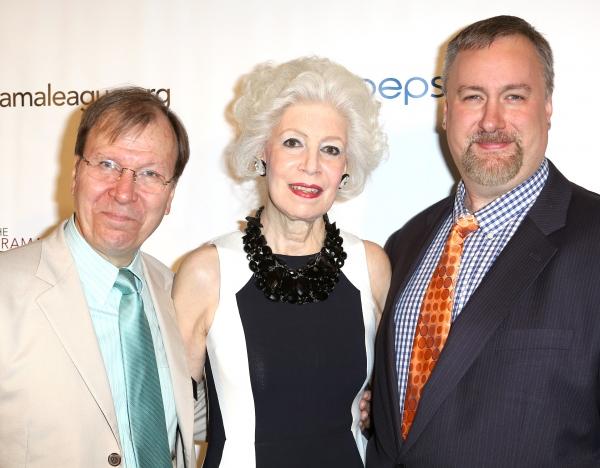 Roger T. Danforth, Jano Herbosch, Gabriel Shanks