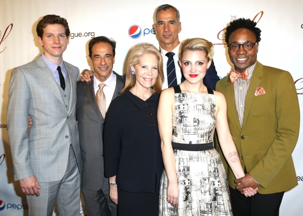 Photo Coverage: The Drama League Awards - The Men!