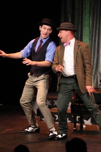 Ryan VanDenBoom & Ryan Kasprzak are ''Fit as a Fiddle''