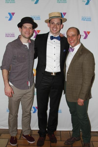 Ryan VanDenBoom, David Rossetti & Ryan Kasprzak