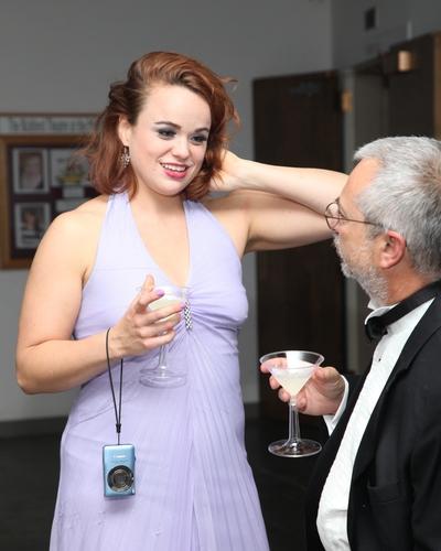 Kristen Michelle, Peter Candela