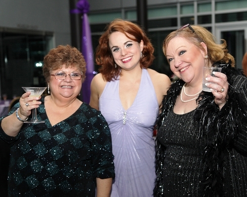 Susan Speidel, Kristen Michelle, Gwendolyn F. Jones
