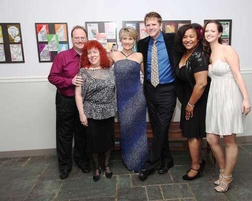 Photo Flash: Tony Nominee Phillip Boykin Performs at GIVE MY REGARDS TO BROADWAY! in Morristown
