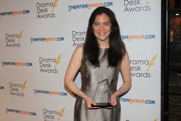 Photo Coverage: Meet All the 2012-13 Drama Desk Award Winners!