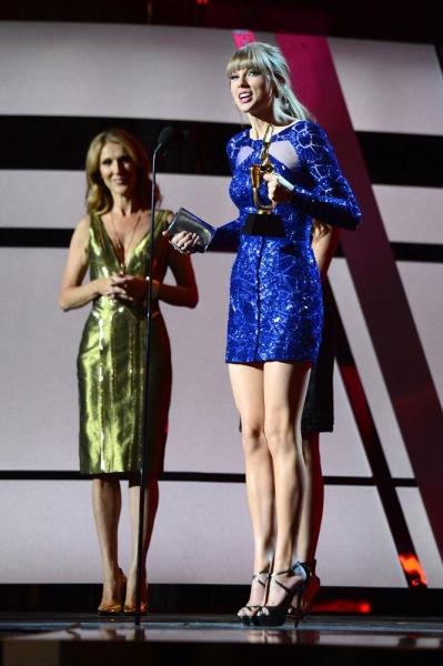 Celine Dion, Taylor Swift