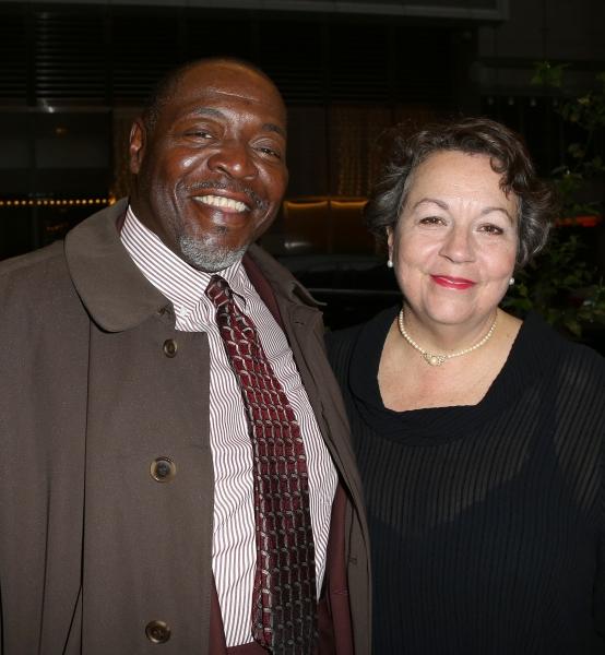 Chuck Cooper & Wife Deborah Brevoort