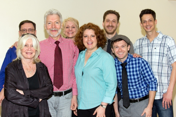 Francine Pascal, Michael O''Flaherty, Tony Sheldon, Kelli Barclay, Klea Blackhurst, D Photo