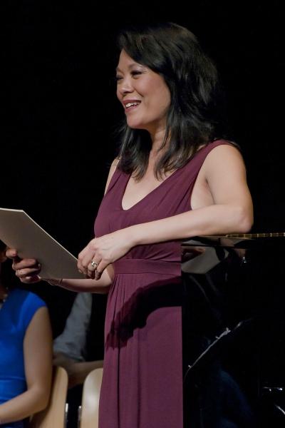 ActressLibrettistLyricist Christine Toy Johnson Photo