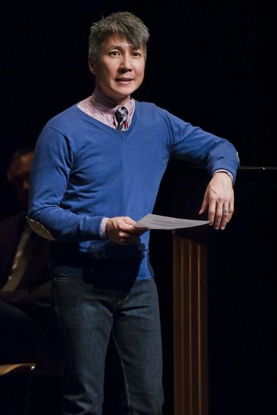 Composer Jason Ma